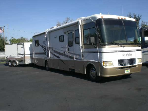 2001 Monaco Lapalma For Sale In Fort Myers  Florida