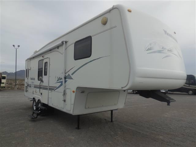2001 Montana 2850rk For Sale In Anthony Texas Classified