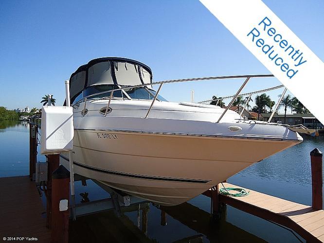 2001 Monterey 242 for Sale in Bonita Springs, Florida Classified | AmericanListed.com