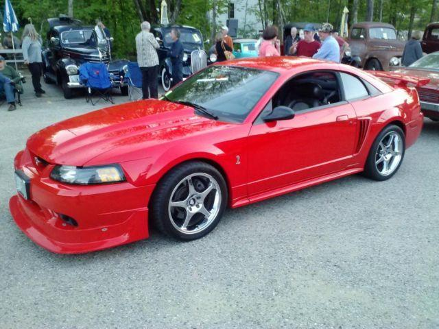 2001 mustang svt cobra for sale in nottingham new hampshire classified. Black Bedroom Furniture Sets. Home Design Ideas