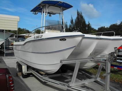 Buy Here Pay Here Miami >> 2001 Nautico Seagull 20' Power Fishing Catamaran,,, Twin Yamaha 4 Stroke, Traile for Sale in ...