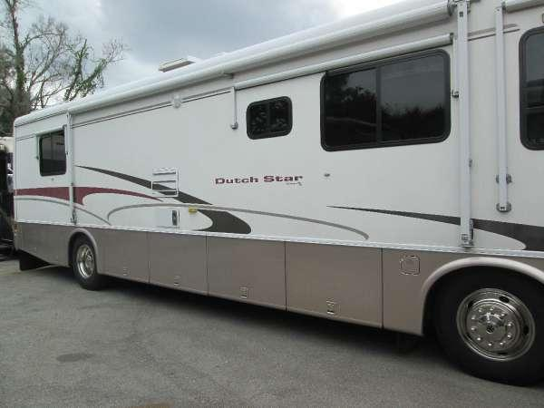 2001 Newmar Dutch Star 3852 For Sale In Fort Myers