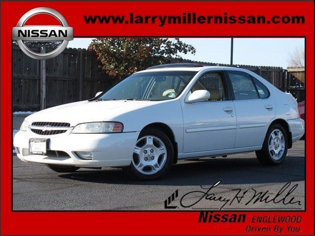 2001 nissan altima gle for sale in englewood colorado. Black Bedroom Furniture Sets. Home Design Ideas