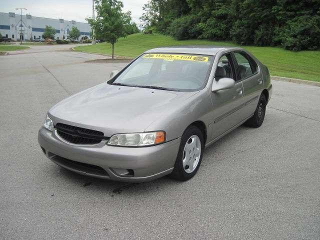 2001 nissan altima gxe for sale in louisville kentucky classified. Black Bedroom Furniture Sets. Home Design Ideas