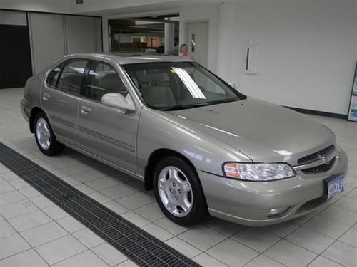 2001 Nissan Altima Sedan Gxe For Sale In Shakopee Minnesota