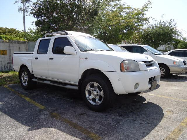 2001 nissan frontier for sale in miami florida classified. Black Bedroom Furniture Sets. Home Design Ideas