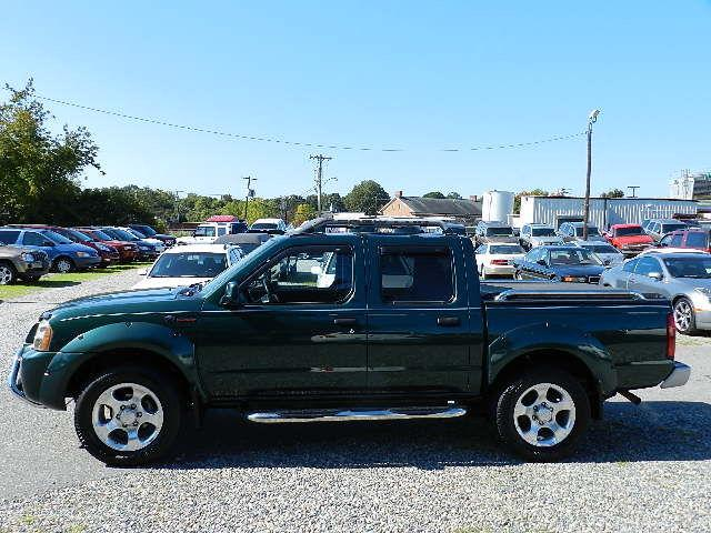2001 nissan frontier for sale in kernersville north. Black Bedroom Furniture Sets. Home Design Ideas