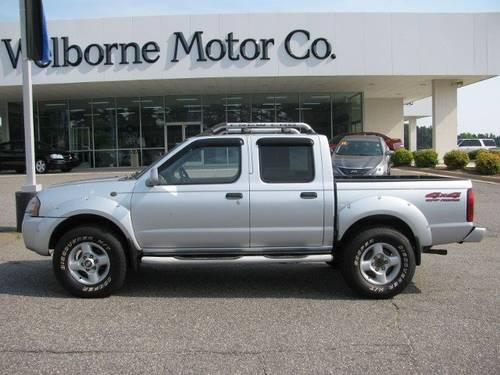 2001 Nissan Frontier Crew Cab Pickup Se For Sale In