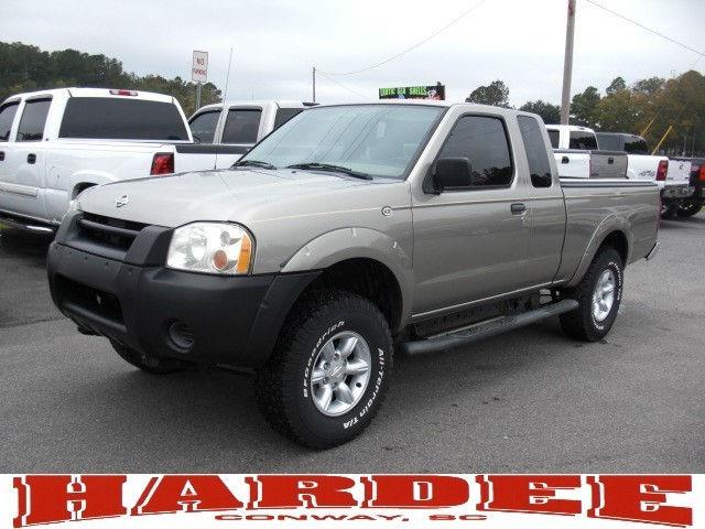 2001 nissan frontier xe for sale in conway south carolina classified. Black Bedroom Furniture Sets. Home Design Ideas