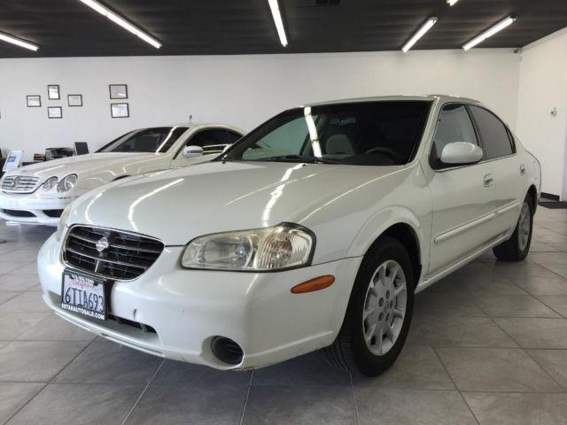 2001 NISSAN MAXIMA Runs Great! Family Size! Comfortable ...