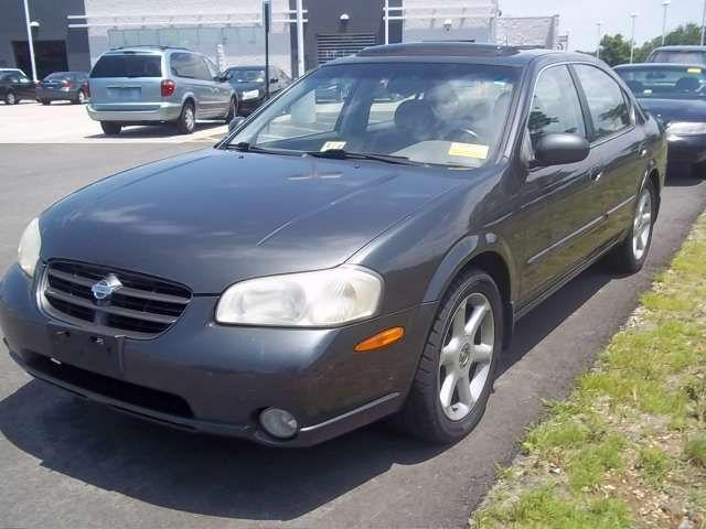 2001 Nissan Maxima Se For Sale In Fredericksburg Virginia