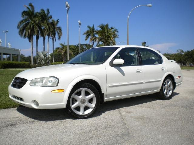 2001 nissan maxima se for sale in fort lauderdale florida. Black Bedroom Furniture Sets. Home Design Ideas
