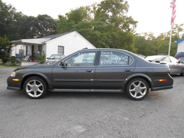 Tires For 2001 Nissan Maxima Se