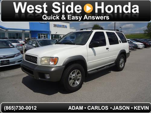 2001 nissan pathfinder for sale in knoxville tennessee classified. Black Bedroom Furniture Sets. Home Design Ideas