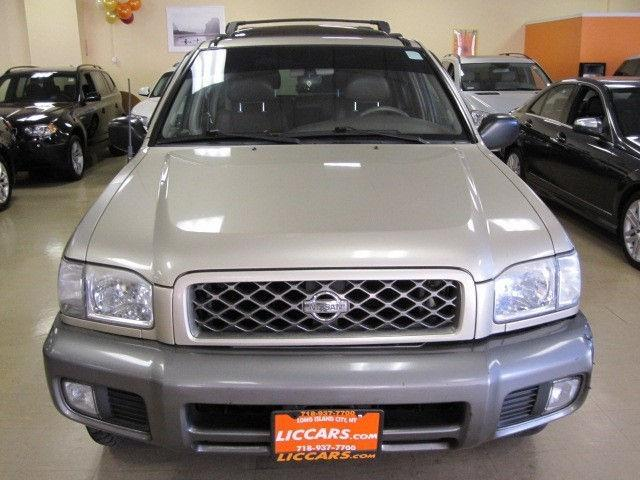 2001 nissan pathfinder se for sale in long island city. Black Bedroom Furniture Sets. Home Design Ideas