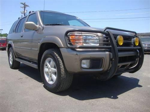2001 nissan pathfinder suv le 4x4 suv for sale in guthrie north carolina classified. Black Bedroom Furniture Sets. Home Design Ideas