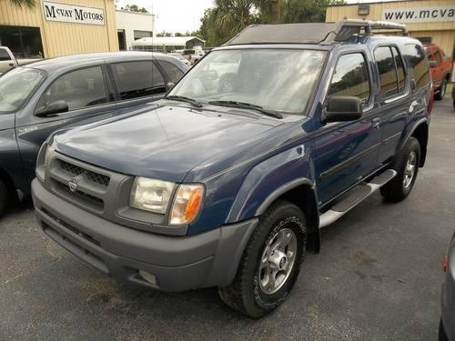 2001 nissan xterra 2wd v6 572803 for sale in pensacola florida classified. Black Bedroom Furniture Sets. Home Design Ideas