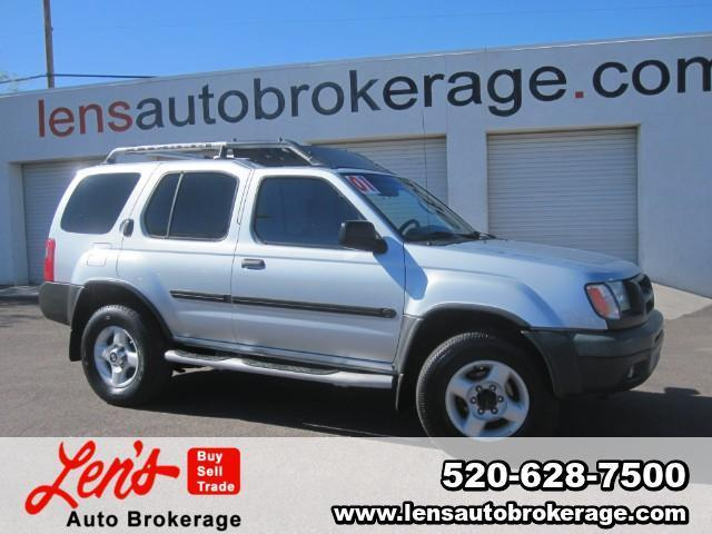 2001 nissan xterra se 4dr se 4wd suv for sale in tucson arizona classified. Black Bedroom Furniture Sets. Home Design Ideas