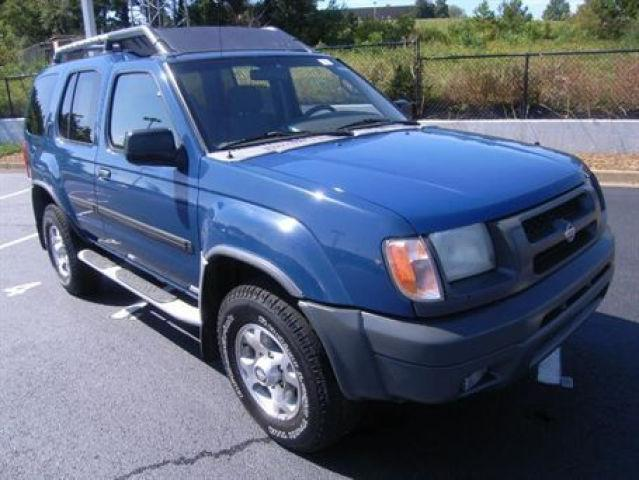 2001 nissan xterra se 2001 nissan xterra car for sale in greenville. Black Bedroom Furniture Sets. Home Design Ideas