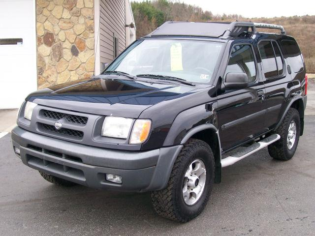 2001 nissan xterra xe 4wd for sale in brockway pennsylvania classified. Black Bedroom Furniture Sets. Home Design Ideas