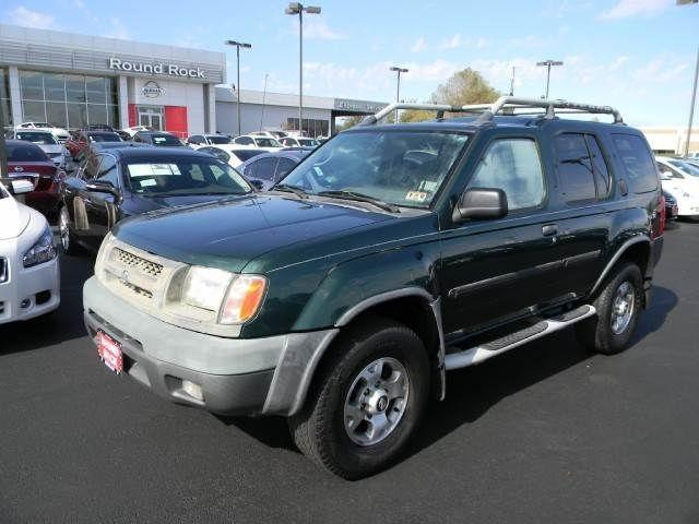 2001 nissan xterra xe for sale in round rock texas classified. Black Bedroom Furniture Sets. Home Design Ideas