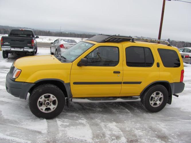 2001 Nissan Xterra XE Corinna, ME