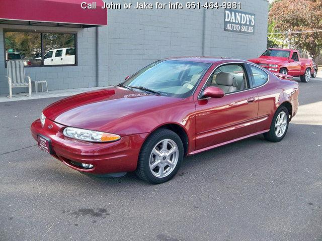 2001 Oldsmobile Alero Gls For Sale In Forest Lake Minnesota