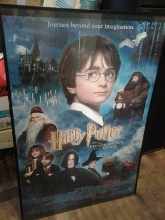 2001 Original Harry Potter and the Philosopher's stone