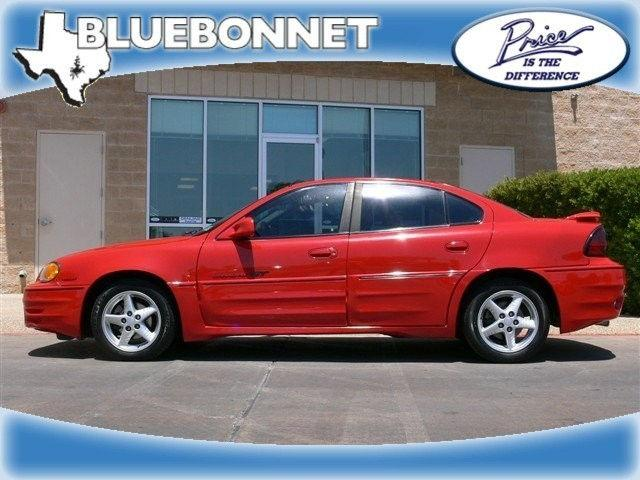 2001 pontiac grand am gt for sale in new braunfels texas classified. Black Bedroom Furniture Sets. Home Design Ideas