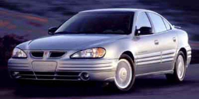 2001 Pontiac Grand Am SE SE 4dr Sedan