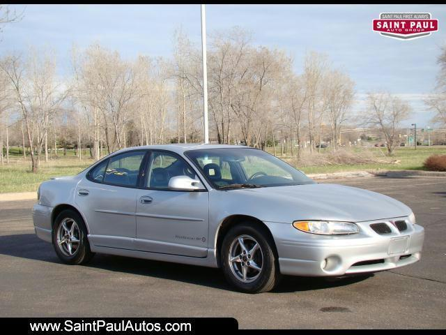 2001 Pontiac Grand Prix Gt For Sale In Mounds View