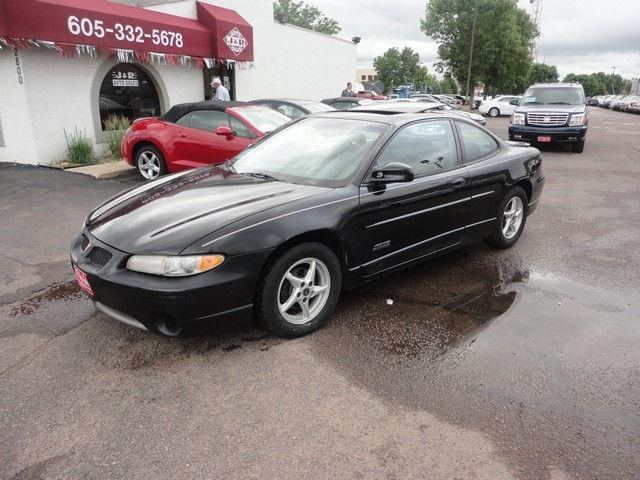 2001 pontiac grand prix gtp for sale in sioux falls south. Black Bedroom Furniture Sets. Home Design Ideas