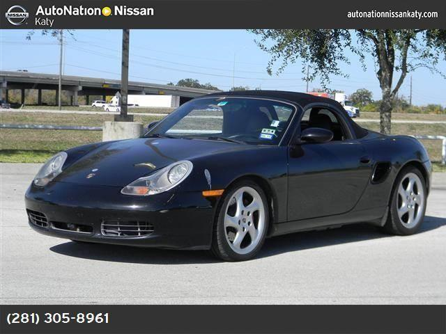 2001 Porsche Boxster For Sale In Katy Texas Classified