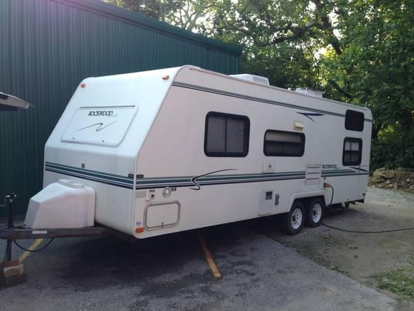 2001 Rockwood 26ft Rv Camper For Sale In Huntington