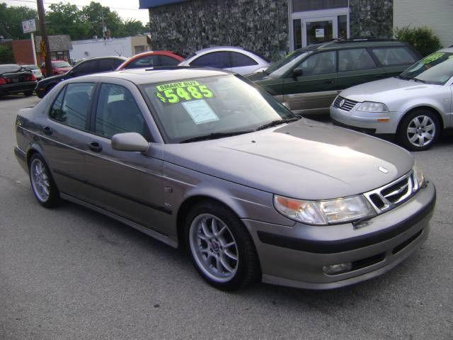 2001 saab 9 5 aero for sale in louisville kentucky. Black Bedroom Furniture Sets. Home Design Ideas