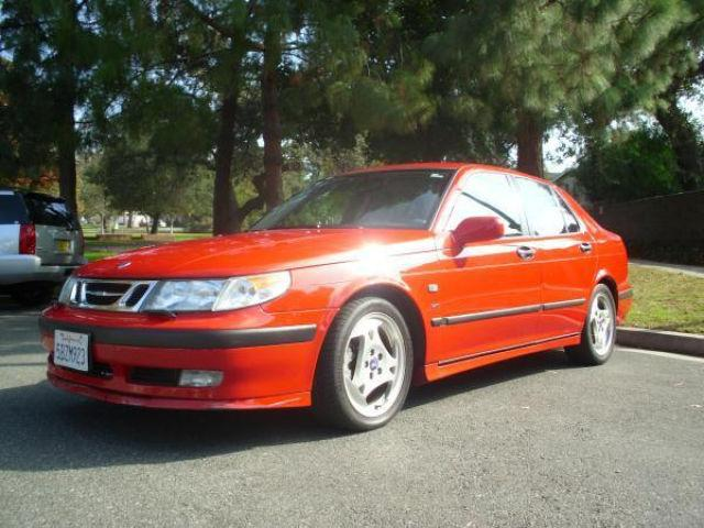 2001 saab 9 5 aero for sale in thousand oaks california. Black Bedroom Furniture Sets. Home Design Ideas