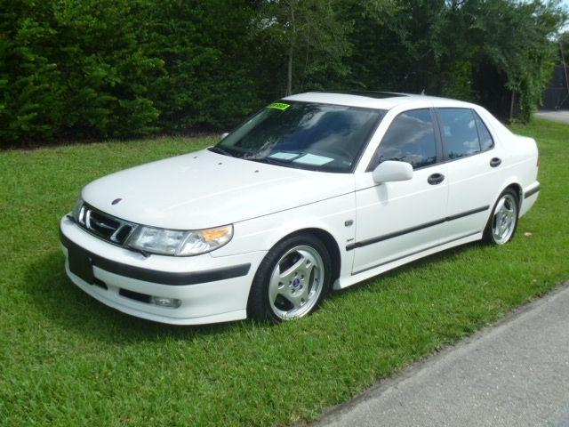 2001 saab 9 5 aero for sale in lake park florida. Black Bedroom Furniture Sets. Home Design Ideas