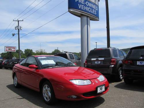 Colonial Ford Danbury Ct >> 2001 Saturn SC 3dr 2-door Sub-Compact Passenger Car for ...