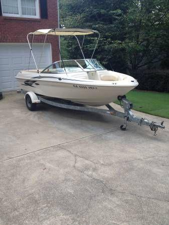 2001 sea ray 180 bow rider for sale in cartersville georgia classified. Black Bedroom Furniture Sets. Home Design Ideas
