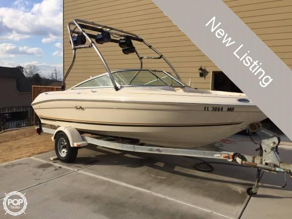 2001 Sea Ray 185 Br For Sale In Buford Georgia Classified