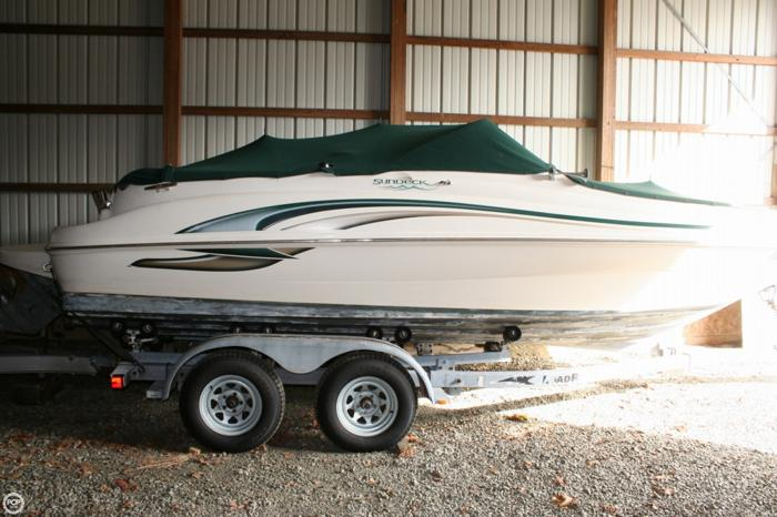 2001 Sea Ray 21 Sundeck