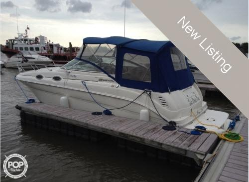 2001 Sea Ray 260 Sundancer DA