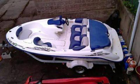 2001 Seadoo Sportster Le with 951 130hp motor! Wave runner jet boat - $4900