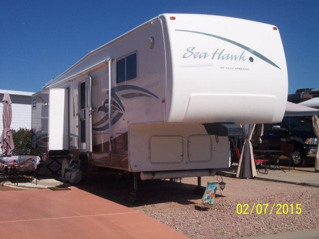 2001 seahawk 5th wheel one owner great shape for sale in mesa arizona classified