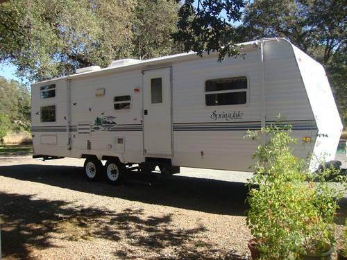2001 Springdale Travel Trailer