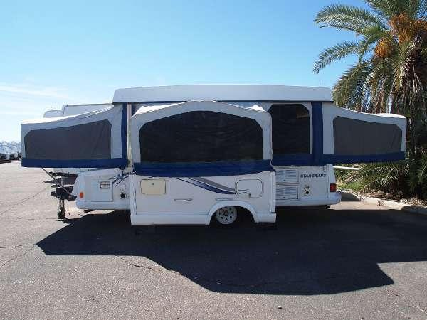 2001 Starcraft Rvs Gemini 24ft W Slide Out For Sale In