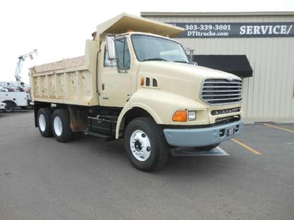 2001 sterling trucks lt9500 for sale in denver colorado classified. Black Bedroom Furniture Sets. Home Design Ideas