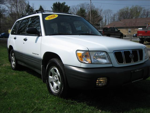 2001 subaru forester l for sale in tillson new york. Black Bedroom Furniture Sets. Home Design Ideas