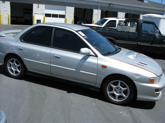 2001 subaru impreza 2 5 rs for sale in clearfield utah. Black Bedroom Furniture Sets. Home Design Ideas