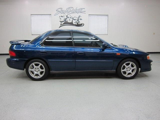 2001 subaru impreza 2 5 rs for sale in sioux falls south. Black Bedroom Furniture Sets. Home Design Ideas
